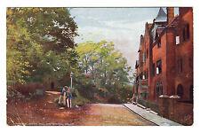Grove Hill - Harrow Art Postcard 1906