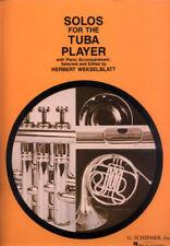Solos for the Tuba Player 16 Konzertstücke Noten