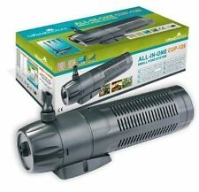 All Pond Solution multi purpose system for small pond filter/pump/fountain