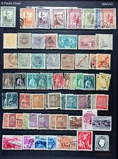MACAU COLLECTION 1884 - 1973~134 STAMPS MLH/ULH~SEE DETAILS AND PHOTOS
