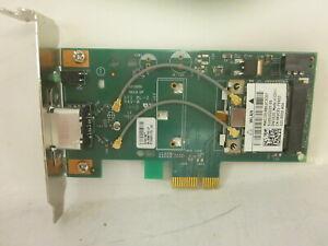 Broadcom BCM943224HMS PCIe WiFi Wireless  SFF  8VP82  DW1520 KVCX1