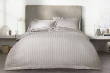 Sheridan Lexington 700TC SUPER KING Quilt Cover Pillowcase Set in Dove RRP $499