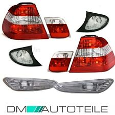 BMW E46 Limousine Facelift Set Rückleuchten + Seitenblinker + Frontblinker 01-05