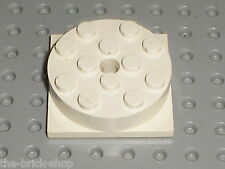 LEGO White TURNTABLE 3403 / set 4030 6541 6982 4746 6547 6409 6477 6938 ...