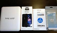HTC U12+ Plus Box and Accessories NO PHONE