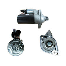 Fits SEAT Leon II 1.4 TSI CAXC Starter Motor 2007-on - 26328UK