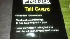 NEW Protack Tail Guard, One Size, Black