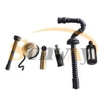 Pompes à Huile + Tuyau d'essence Filtre Pour Stihl 021 023 025 MS210 MS230 MS250