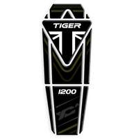 Tank Pad Resin 3D Triumph Tiger 1200 Xca 2018-2019 GP-638 (Green)