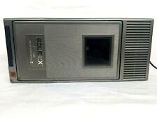 Solidex Vhs Video Tape Rewinder Model 828 Vintage Tested Working