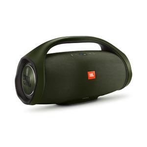 JBL* BOOMBOX Waterproof Portable Bluetooth Speaker Green