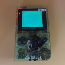 P9849 Nintendo Gameboy Light console ASTRO BOY limited GB Japan GBL * Express x