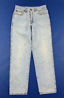 Perrys jeans uomo usato W34 tg 48 denim gamba dritta vintage boyfriend T6384