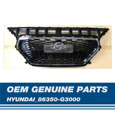 OEM Genuine Parts Front Radiator Grille 86350-G3000 For HYUNDAI 17-19 Elantra GT