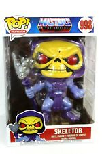 Funko POP Masters of Universe He-Man #998 Skeletor 10 inch Figure Box Defects