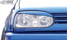 RDX Scheinwerferblenden schwarz matt für VW Golf 3
