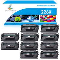 10 Toner Compatible for HP 26X CF226X LaserJet Pro M402dn M402n M426fdw M426fdn