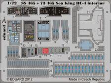 Eduard 1/72 Westland Mar Rey HC-4 interior para Airfix # SS465