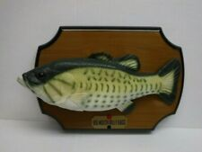 Big Mouth Billy Bass Singing Fish Works