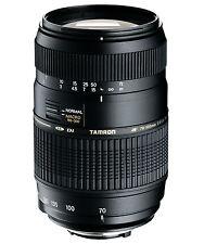 Tamron 70-300mm F4-5.6 Di LD Macro Lens A17 Canon Ca2781