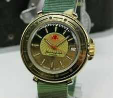 Soviet Red Star Ussr Cccp Soviet mechanical watch Vostok Komandirskie Military