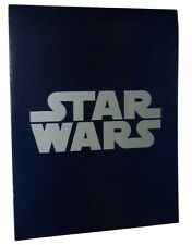 Original Star Wars Cast and Crew Premiere Souvenir Programme from May 21st 1977