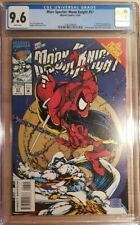 1993 Marc Spector Moon Knight #57 CGC 9.6 Amazing Spiderman 301 Homage Cover