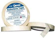 """Defend Autoclave Tape 1/2"""" 60YD Per Roll #At-2001 Dental"""