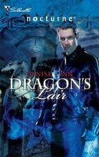 Dragon's Lair Denise Lynn Silhouette Nocturne Paranormal 2009 book 58 NEW Drakes