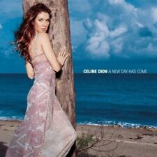 Audio CD - CELINE DION - A New Day Has Come - USED Very Good (VG) WORLDWIDE