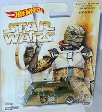 Star Wars / Bounty Hunter - DECO DELIVERY - Bossk - 1:64 Hot Wheels