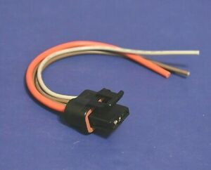 Alternator Voltage Regulator Connector CS121 130 144 Chevy Pontiac AM General