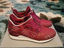 ASICS TIGER GEL-LYTE MT GHOSTFACE X KILLAH/EXTRA BUTTER COLLAB SZ 9. LIMITED EDN