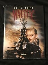 MALEFIC, Science Fiction & Adult Fantasy Illustrations, Hardcover, by Luis Royo