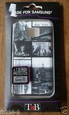 Coque et film de protection pour téléphone Samsung Galaxy S2