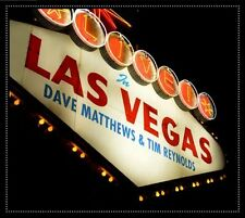 Live In Las Vegas - Dave & Tim Reynolds Matthews (2010, CD NIEUW)2 DISC SET