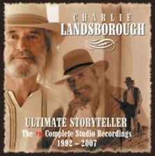 Charlie Landsborough Storyteller The Incomplete Studio Recordings 1992 - 2007