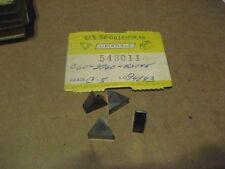 US CUTTER 543011 C5 INSERTS (AA2585-10)