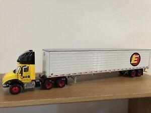 First Gear Estes Express International 8600 1/64 Tractor Trailer