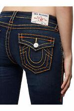 True Religion женские Стелла большой т обтягивающие джинсы-стретч в индиго обновление
