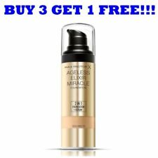 Maquillage crémés dorés Max Factor pour le teint