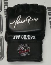 Marco Ruas Signed Official Ouano MMA Fight Glove Beckett COA UFC Pride FC Auto'd