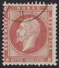 Victorian (1837-1901) Norwegian Stamps
