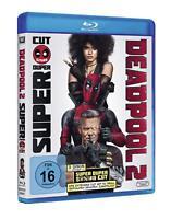 Deadpool - Teil: 2 als Super Duper Extended Cut [2 Blu-ray's/NEU/OVP] Ryan Reyno