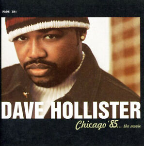 Dave Hollister - Chicago '85...The Movie CD NEW