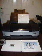 Epson Stylus Photo 2400 Inkjet Large Format Printer B321B, Excellent