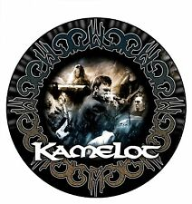 Parche imprimido, Iron on patch, /Textil sticker, Pegatina/ - Kamelot, D