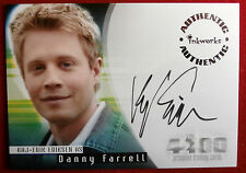 THE 4400 - Season One - KAJ-ERIK ERIKSEN as Danny Farrell - Autograph Card, 2006