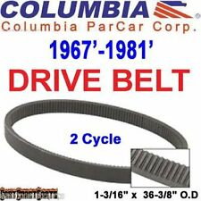 Columbia Par Car Golf Cart Clutch Drive Belt 1967'-1981' 36394-67