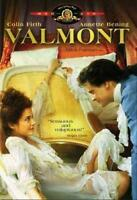 DVD Valmont (1989) Colin Firth / Annette Bening